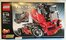 Lego Technic 8041 Race Truck Limited Edition New In Factory Sealed Box
