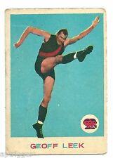 1964 Scanlens (16) Geoff LEEK Essendon