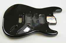 Fender Squier Affinity Series Strat Stratocaster Guitar Body Noir 4561