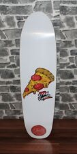 "PIZZA Oldschool Skateboard Deck 8.5"" +Grip - Vamos /Made in Canada! Cruiser Dude"