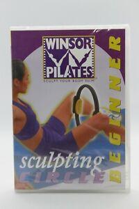 Winsor Pilates Sculpting Circle Beginner DVD Brand New