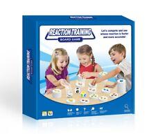 Juego de mesa Accion y Reflejos con Frutas Juguete educativo para niños familia
