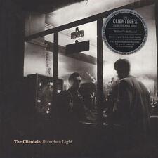 Clientele, The-Suburban Light (VINYL LP + CD - 2000-US-Reissue)