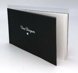 Dom Pérignon Vintage 2000 Champagne Booklet