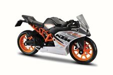 KTM RC 390 Racing Motorcycle - Maisto 31300/390, 1/18 Scale Diecast Motorcycle
