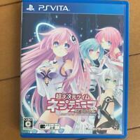 PSVITA/Hyperdimension Geimu Neptunia Re; Birth /RPG from Japan