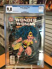 CGC 9.8 DC Comics Wonder Woman 101 John Byrne