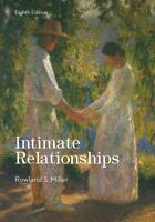 Intimate Relationships 8th Edition by Rowland Miller ✔️[PĐF]🔥