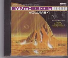 Synthesizer-Greatest Volume 4 cd album