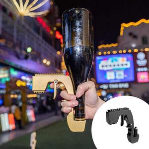 Champagne Wine Dispenser Bottle Beer Ejector Feeding Bottle Beer Spray Gun