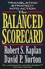 The Balanced Scorecard: Translating Strategy into Action#7441