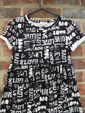 S t u n n i n g NEW Blue Zoo LOVE Dress ~ 8-9yrs BNWT NEXT SUMMER  100% cotton