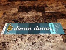 Duran Duran Rare 1984 Sticker Simon Le Bon John Taylor Andy Roger Nick Rhodes
