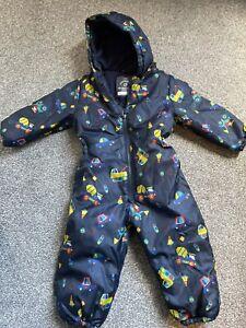 Boys Rain Suit Snow Suit 18-24months