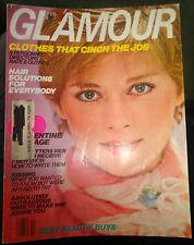 Vtg GLAMOUR 2/1978 1970s fashion perfume makeup ads Renee Russo Baryshnikov 1980