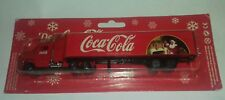 Coca Cola - Coke Christmas Lorry - Truck - Father Christmas - Stocking Filler 01