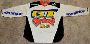GT Bicycles Air Show Factory Team Jersey made by AXO.  Size L Bill Neuman NOS