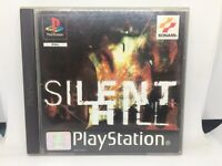 Silent Hill Playstation 1 PS1 PSX PAL España