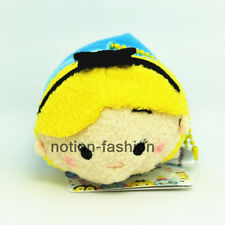 "3.5"" New Alice in Wonderland Tsum Tsum plush Toy Doll phone accessories Gift"