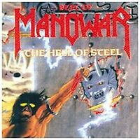 Hell of Steel,the/Best of... von Manowar | CD | Zustand gut