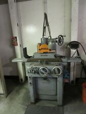 Doall Hr 618c Sn G1 45298 Automatic Surface Grinder Withelectromagnet Control