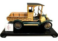 Franklin Mint 1913 Ford Model T Pick-Up Truck 1:16 Scale New Without Box or COA