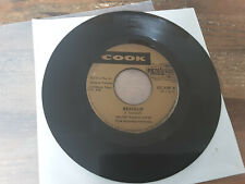 """7"""" Ethno Joe Chet Sampson - Behold / Always in my Heart (2 Song) COOK disc only"""