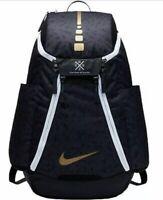 Nike Hoops Elite Max Air Team 2.0 Black Graphic Unisex Backpack (CK0915-011) NWT