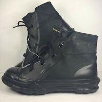 Converse 165946C Gore-Tex High-Top Black Shoes Black Men's 7.5 Women's 9.5-NWT!