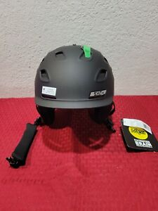 SMITH Vantage MIPS with Koroyd Ski Helmet (Black, Medium,)