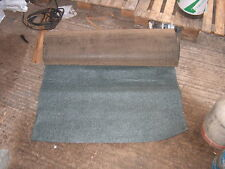 FELT GREEN MINERAL ROOFING  APPROX 10 METRE FACTORY SECONDs SHEDS