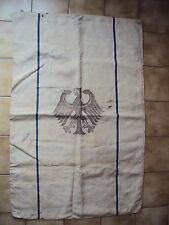 German Army Food Bag  -1936 - Reichwehr Eagle - WW2