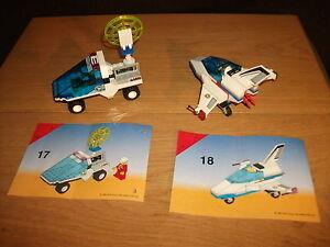 Lego  System 6453 & 6465 mit BA