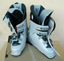Chaussures de ski Femme Salomon Performa 4.9 LADY Gris taille 25.5 (40 1/3)