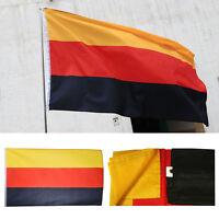 90 x 150cm Fahne Deutschland deutsche Flagge BRD NationalflaggeNEW/.
