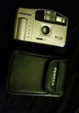 Pentex PC-33 Film Camera Case Vintage