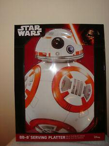Disney Star Wars BB-8 Serving Platter ThinkGeek - New