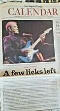 2011 Glen Campbell Newspaper Los Angeles FINAL LA Times Article Interview 10/8/1
