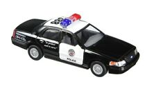 "5"" Kinsmart Ford Crown Victoria Police Interceptor 1:42 Diecast Model Toy Car"