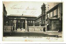 CPA - Carte postale France -Paris - Ecole des Beaux Arts-1904-VM4205