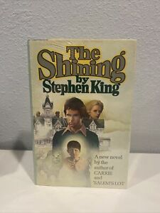 The Shining Stephen King 1977 BRAND NEW Factory Sealed