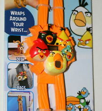 2 Angry Birds Bendable Wrist Wrap LCD Watch Sealed New NOS 2013 Dead Battery