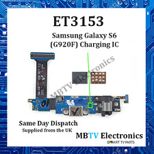 ET3153 - USB Charging IC for Samsung Galaxy S6 / S6 Edge - Charger Repair