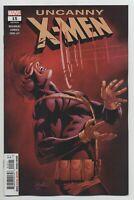 UNCANNY X-MEN #15 MARVEL comics NM 2019 Rosenberg Larroca ❌-MEN