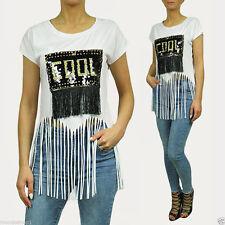 Markenlose klassische Kurzarm Damen-Shirts