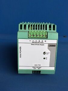 PHOENIX CONTACT POWER SUPPLY  MINI-PS-240AC/24DC/C2LPS  3,8A