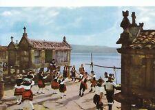 Spain Postcard - Galicia - Feast in Galicia - Ref AB2940