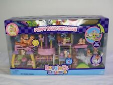 Doggie DayCare Day Care Puppy Park with Dixie Mattel Babies Dog Playset Toy NEW