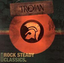 ORIGINAL ROCK STEADY - THE UPSETTERS, THE GAYLADS,DERRICK HARRIOTT-VINYL LP NEW