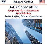 Gallagher / Falletta - Sym 2 Ascendant Quiet Reflections [New CD]